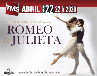 BALLET NACIONAL DE RUSIA - Romeo & Julieta