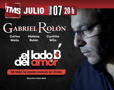 EL LADO B DEL AMOR - LIC. GABRIEL ROLON