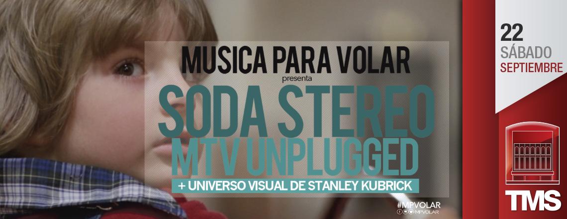 MUSICA PARA VOLAR + KUBRICK
