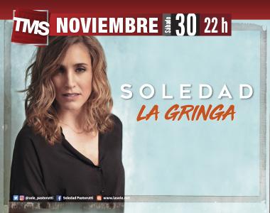 SOLEDAD - LA GRINGA