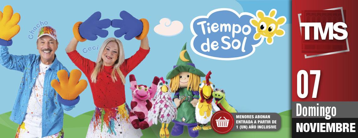 TIEMPO DE SOL