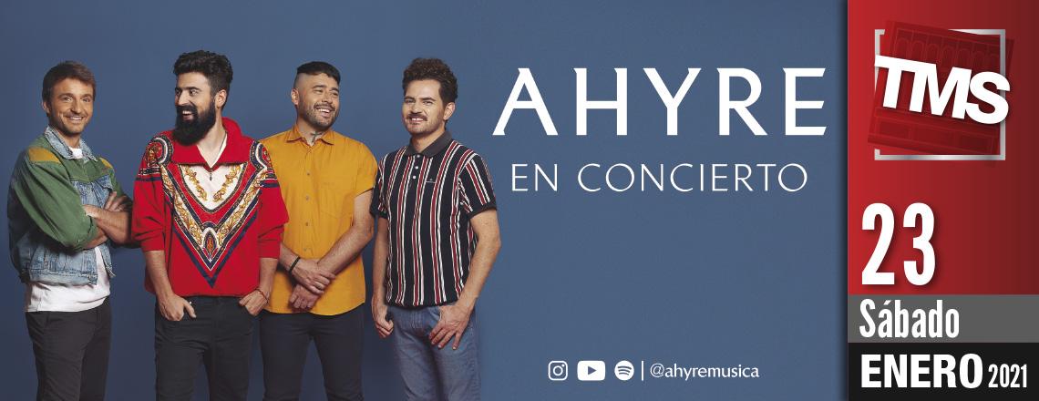 AHYRE - EN CONCIERTO