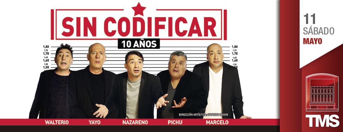 SIN CODIFICAR - 10 AÑOS