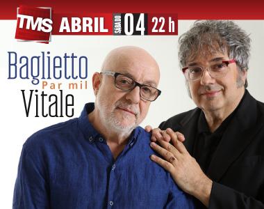BAGLIETTO VITALE - Par mil