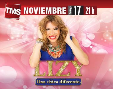LIZY, UNA CHICA DIFERENTE