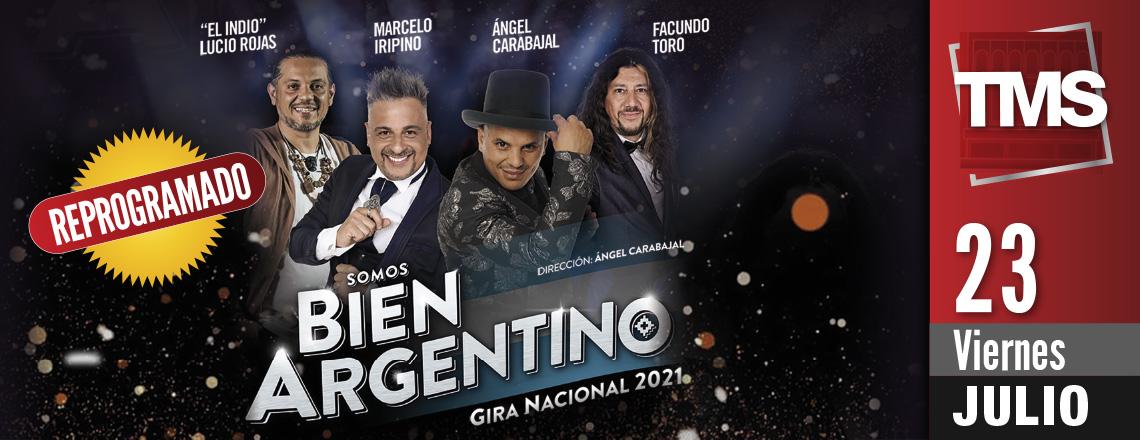 SOMOS BIEN ARGENTINO