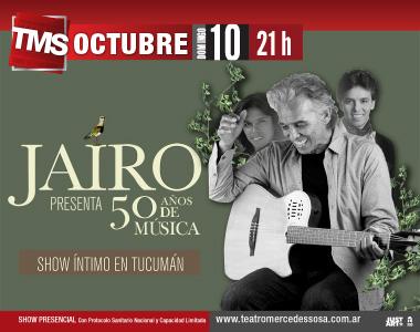 JAIRO - 50 Años de Musica