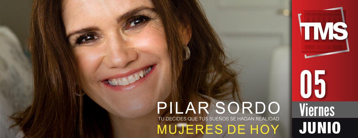 PILAR SORDO - MUJERES DE HOY