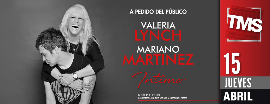 VALERIA  LYNCH  &  MARIANO  MARTINEZ
