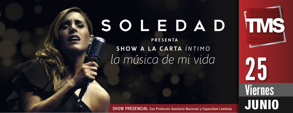 SOLEDAD - La Música De Mi Vida