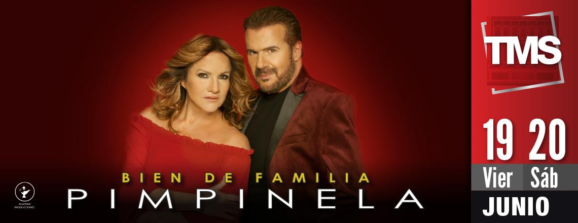 PIMPINELA - BIEN DE FAMILIA