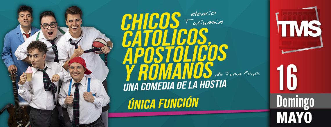 CHICOS CATOLICOS