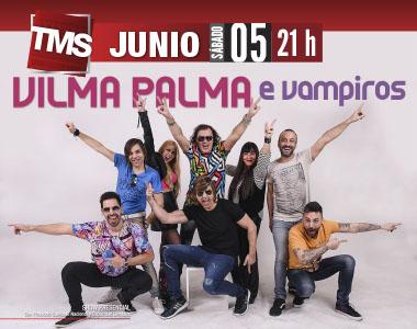 VILMA PALMA - e vampiros