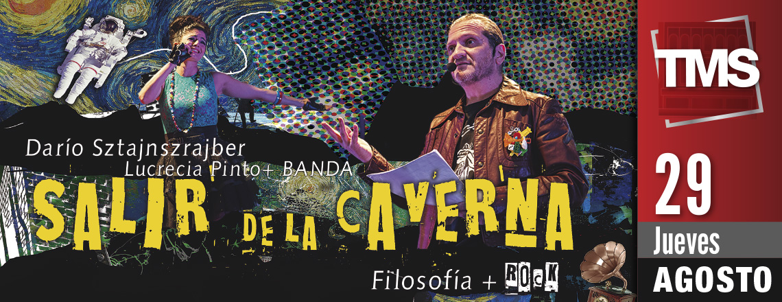 SALIR DE LA CAVERNA - FILOSOFIA Y ROCK