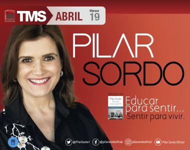PILAR SORDO                                                              EDUCAR PARA SENTIR...